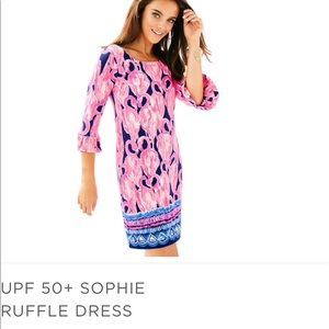Lily Pulitzer SPF 50 Sophie dress
